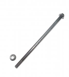 12mm Front Scooter Axle Bolt (M12x265) Fits many 49-250cc