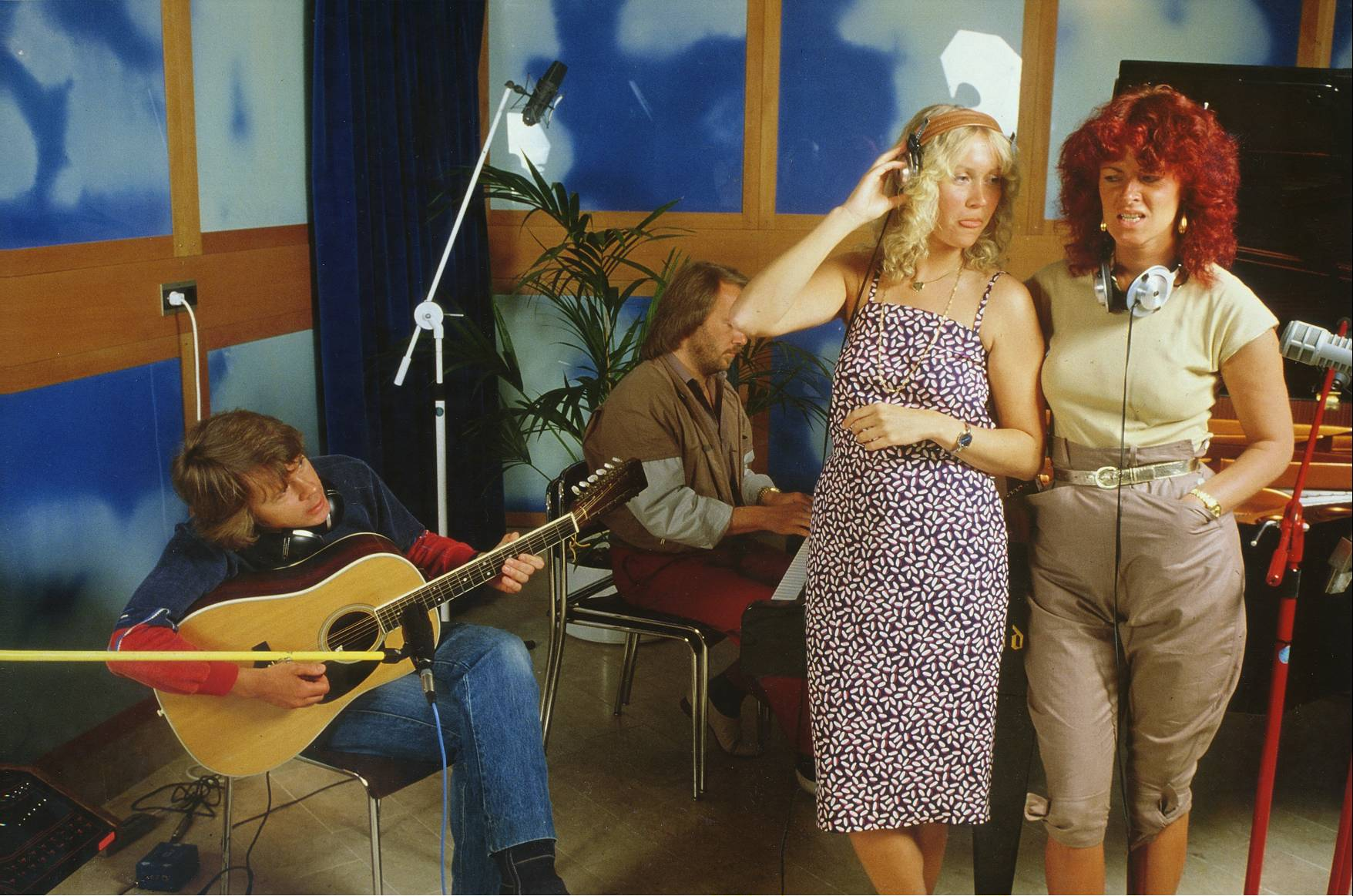 ABBA  Studio  ABBA Picture Gallery and Collection