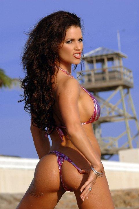 Tana Gabrielle  Fitness Bikini