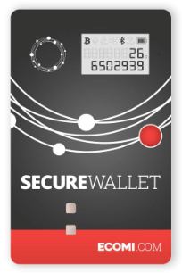 ecomi secure wallet illustration