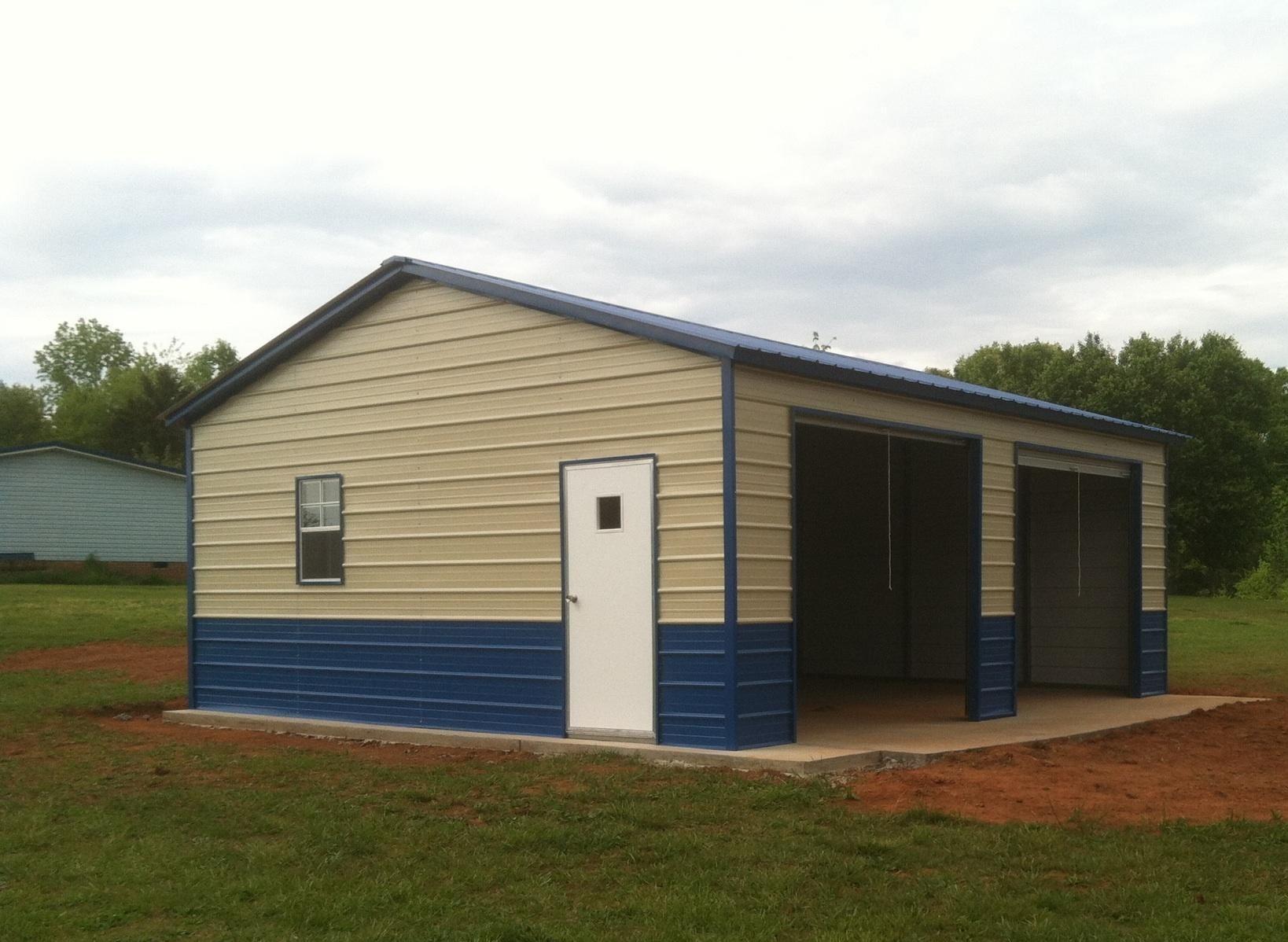 Garages and Metal Buildings  wwwgetabuildingcom