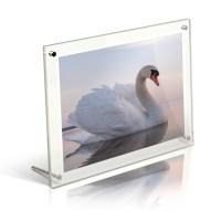 64 Acrylic Desktop Frame   Get Acrylic Photo Frames