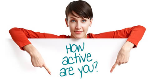 How Active Are You?  Get Active Cornwall