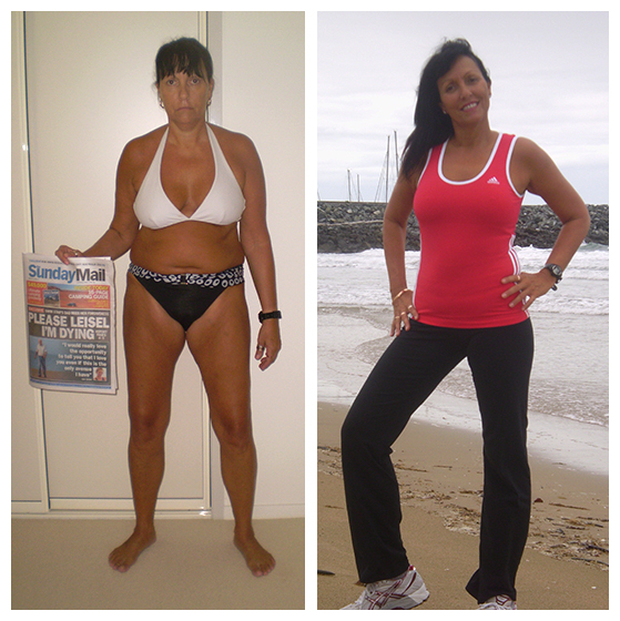 Lee 12 Week Body Transformation