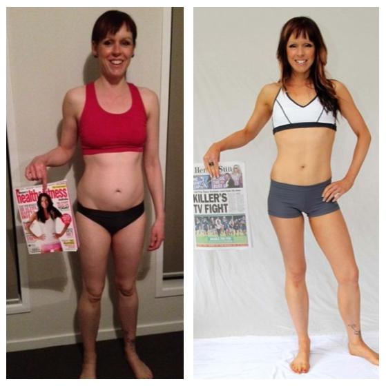 Tara Before & After Pic
