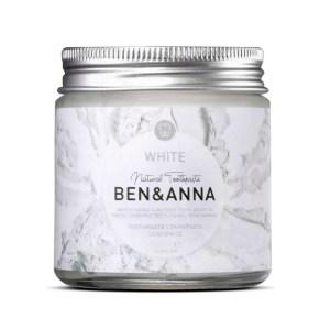 pasta de dientes ben&anna blanca