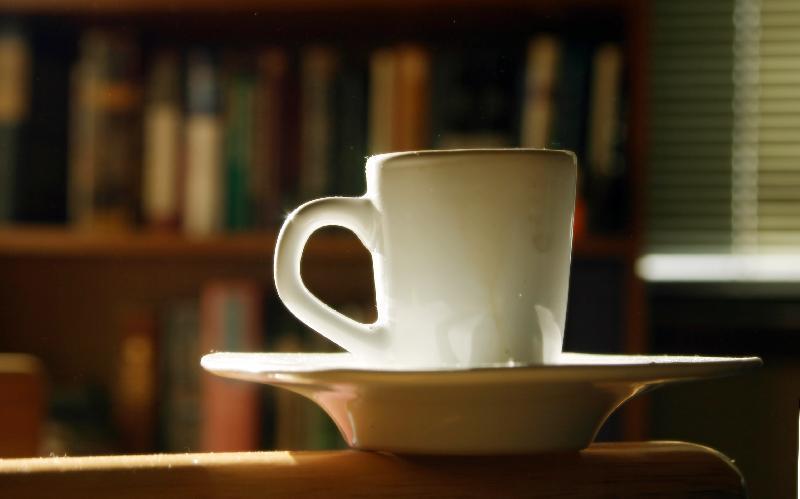 Coffee Mug Foto:David Niblack, Imagebase.net