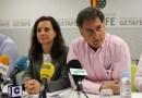 Sara Hernández pide reuniones al Gobierno regional para conocer «sus intenciones para la ciudad de Getafe»