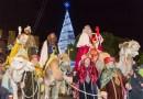 ¿Cuándo pasará el autobús de los Reyes Magos por tu barrio?