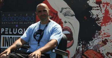 Juan Yuste, el cerebro del Festival Cultura Inquieta