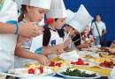 """Vuelven los talleres de cocina para """"los peques"""" de ACOEG"""