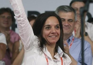 Sara Hernández repetirá como candidata del PSOE a la alcaldía de Getafe
