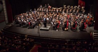 La Banda de Música de Getafe ofrece este fin de semana su esperado Concierto de Año Nuevo