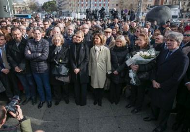 Emotivos actos en recuerdo a las víctimas del 11-M
