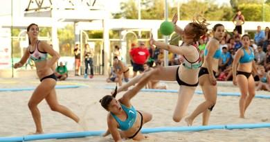 Getafe acogerá el primer Campeonato de España de selecciones de Balonmano playa