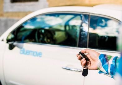 Bluemove ofrece su primer servicio de coche de alquiler compartido en la ciudad
