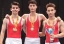 Jorge Martín y Jorge Cazorla se proclaman campeones de España de Trampolín