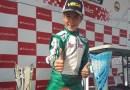 Adrián Benito consigue el 1º y 2º puesto en el Campeonato de España de karting