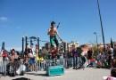 Empieza el CucaFest, Festival de Cultura de Calle