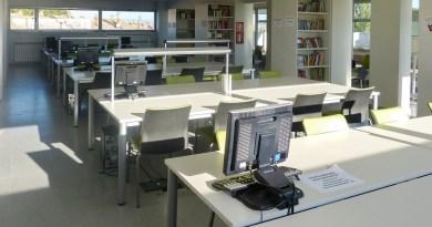 Perales del Río cuenta con una nueva sala de lectura