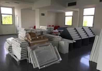 El PP denuncia que la sala de lectura de Getafe Norte lleva 4 años cerrada