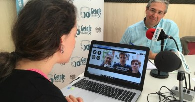 Jesús Pérez, Más Madrid CCG: «Estamos aquí para salvar el desequilibrio territorial del sur de Madrid»