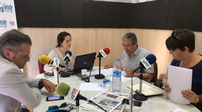 Más Madrid-Compromiso con Getafe, IU e Impulsa Getafe debaten en GETAFE RADIO