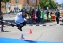 Deporte en la calle despide el año en Los Molinos