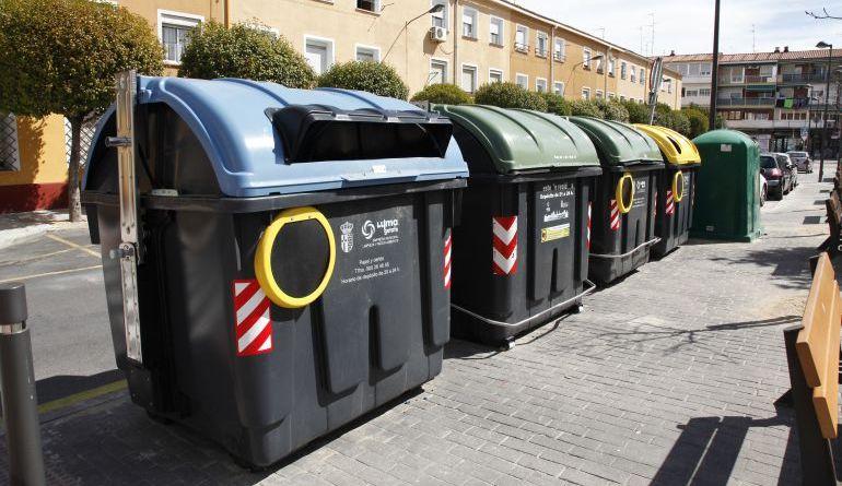 En 2018 los getafenses reciclaron 4 millones de kilos de papel y cartón