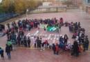 Cientos de escolares construyen 'scrabbles de la sostenibilidad' contra el cambio climático