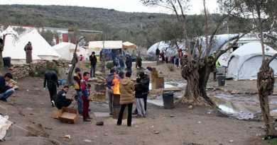 UGT y Ayuntamiento colaboran en la recogida de productos higiénicos para personas refugiadas en Lesbos