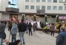 Los interinos del Ayuntamiento protagonizan su segunda movilización doble para exigir procesos de consolidación «adaptados y justos»