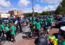 La marea verde salió a defender la escuela pública
