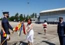 La Base Aérea de Getafe recibe la Medalla de oro de la ciudad