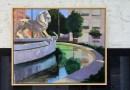 42 artistas participaron en el XVIII Certamen Nacional de Pintura Rápida