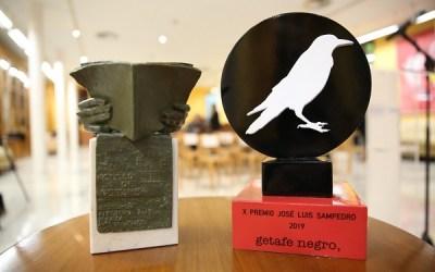 Abierto el plazo para participar en el XXIV Certamen Literario Ciudad de Getafe de Novela Negra