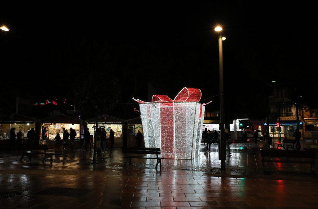 150.000 euros en ayudas para la campaña de Navidad