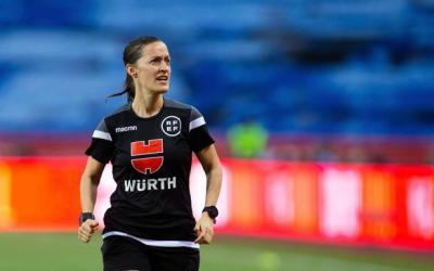El Getafe-Real Sociedad será el primer partido de la historia de LaLiga con dos mujeres en su equipo arbitral