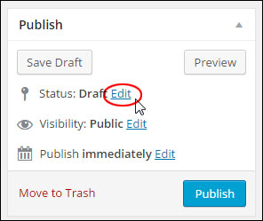 How To Create A New WP Post