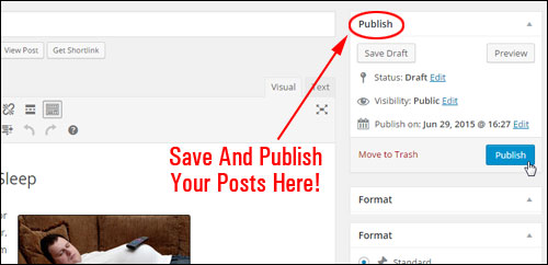 Step-By-Step Guide To Creating A New Post In WordPress