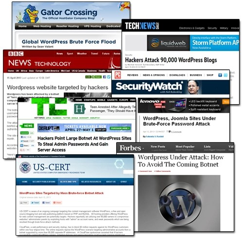 WordPress powers millions of websites and blogs worldwide, which makes it a target for hackers
