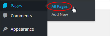 How To Locate The ID Of WordPress Pages And Posts