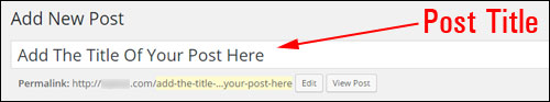 How To Create A New WP Post - The Ultimate Step-By-Step Guide
