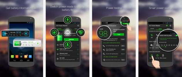 GO Battery Saver &Power Widget for android