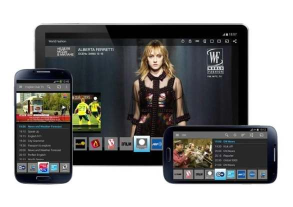 SPB TV app t watch free tv on android