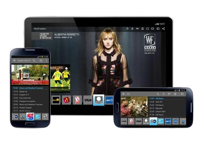 SPB Free TV apps to watch tv channels on android