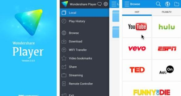 Wondershare Player for android