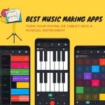 Application mobile: 15 meilleures applications de création de musique pour Android [FREE]