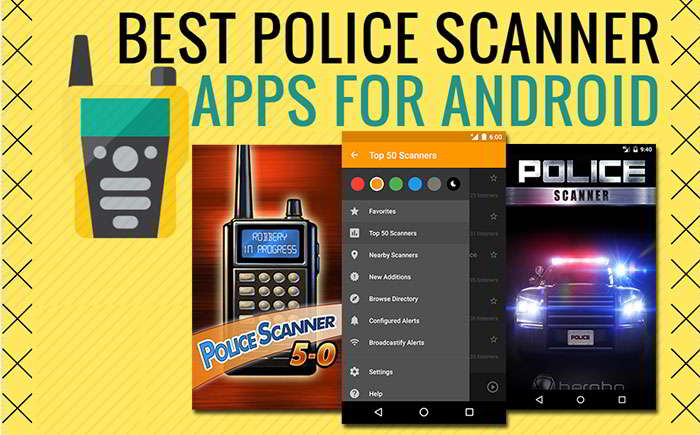 10 Best Police Scanner App For Free On Android