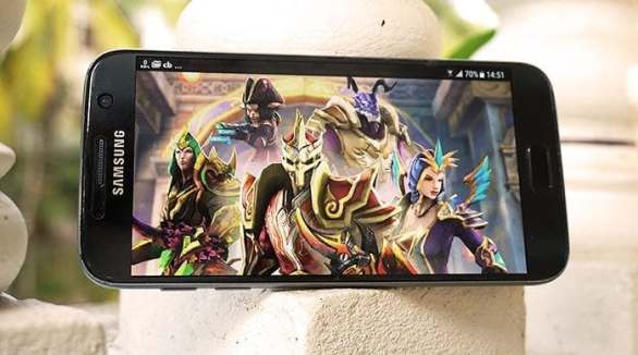 best MMORPG games for android free